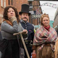 Gloucester Quays Victorian Christmas Market 2014